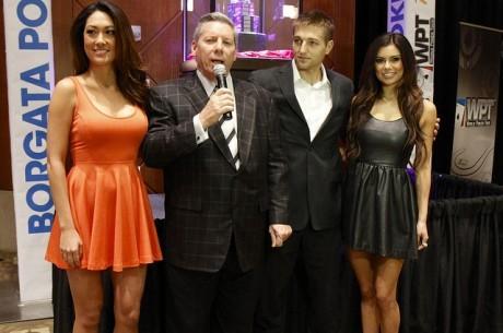 2013 WPT Borgata扑克公开赛Day-1赛程结束