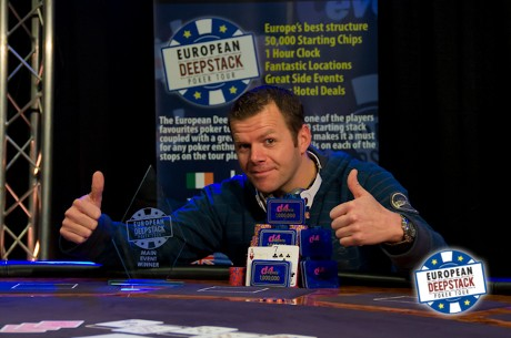European Deepstack Poker Championships Begin Today