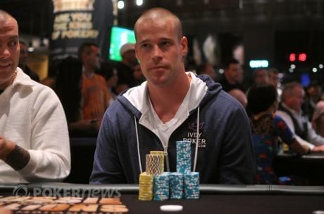 Aussie Millions Main Event: Pozostało 36 graczy, Antonius wśród liderów