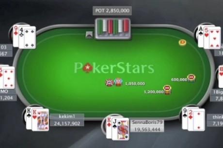 Pokkerimängijal jäi high-stakes lauas julgusest puudu