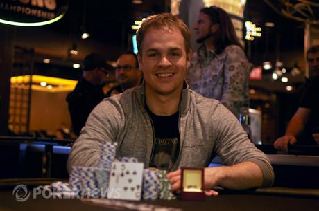 Эндрю Робл выигрывает «Aussie Millions $100k Challenge»