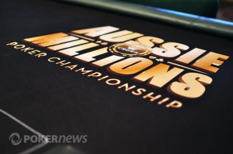 Las mejores manos del Aussie Millions Poker Championship2013