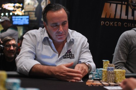 Dan Shak:2013澳洲百万赛主赛事最终桌领导者