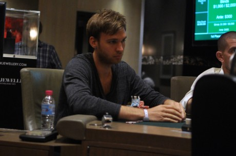 2013 Aussie Millions $ 25.000 del día1: Fabian Quoss en la mesa Final