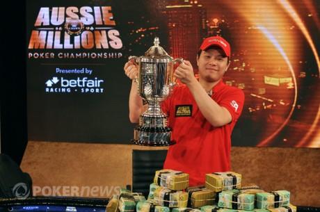 Mervin Chan mistrzem Aussie Millions Main Event 2013!