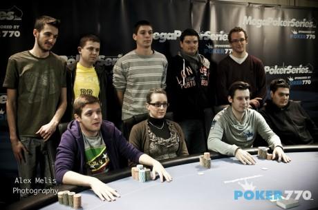 Kamil Jędrzejczyk drugi w Mega Poker Series Wiedeń (€39,000)