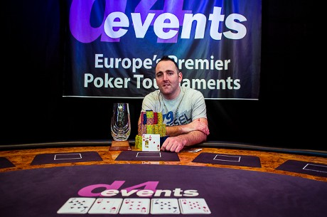 Declan Connolly Wins the European Deepstack Championship
