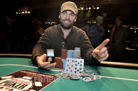 Ryan Stevenson Wins 2012-13 WSOP Circuit Harrah's Tunica