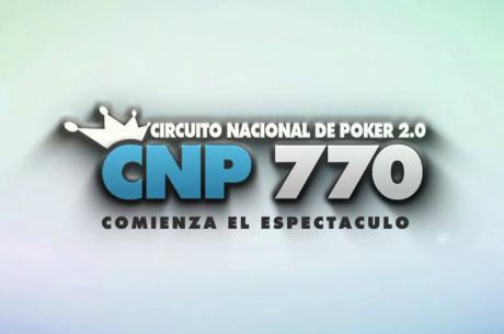 Comienzan las series CNP770, Valencia segundo destino