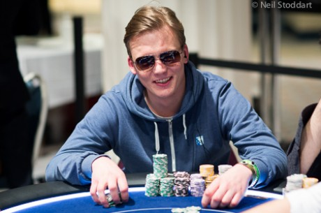 2013 PokerStars.fr EPT Deauville Main Event Day 1a: Jesper Feddersen Leads