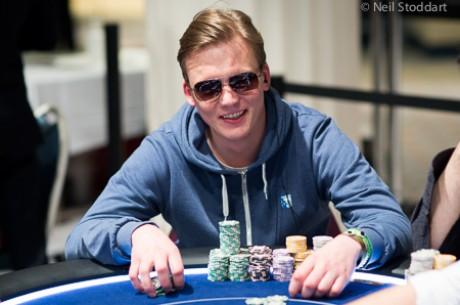 2013 PokerStars.fr EPT Deauville Main Event Day 1a: Jesper Feddersen Leads