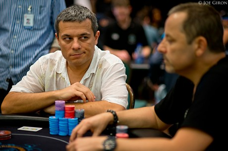PokerStars.fr EPT Deauville High Roller Day 1: Troyanovski Leads Star-Studded Field
