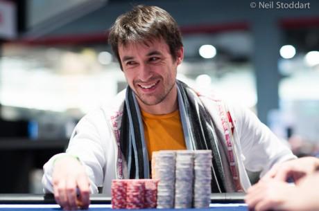 2013 PokerStars.fr EPT Deauville Día 5: Castaignon toma la delantera en la mesa final