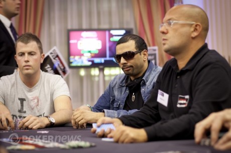 2013 World Poker Tour Lucky Hearts Poker Open Day 1a: Raj Vohra Leads 63 Survivors