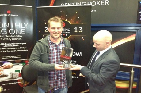 Julian Thew Wins Genting Poker Series Star City Main Event