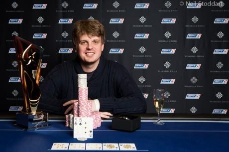 Войцех Ружицка выигрывает PokerStars.fr European Poker Tour Турнир...