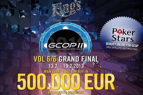GCOP II 6/6 Grand Finale Počinje Danas u King's Casino Rozvadov