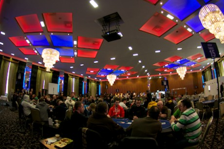 UKIPT Cork Day 1a: Pascal Tongi is the Chip Leader