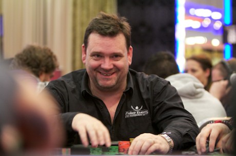 UKIPT Cork Day 1b: Fintan Gavin Bags up the Most Chips