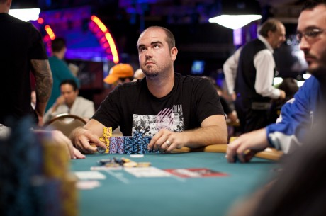 2012-13 WSOP Circuit Caesars Palace Las Vegas Day 1a: Welch Takes Early Lead