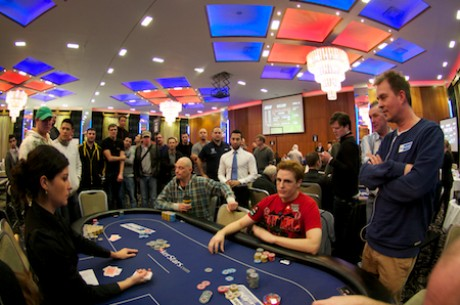 UKIPT Cork Day 2: Finneran Leads as Thew Bursts Bubble