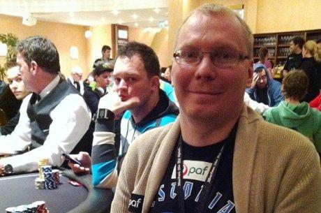 Andrei Mjagkov jõudis Viini GSOP Live finaallauda
