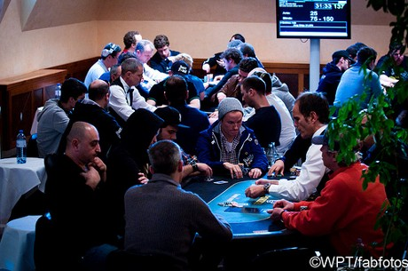 Mitchell Johnson Among Chip Leaders at WPT Baden