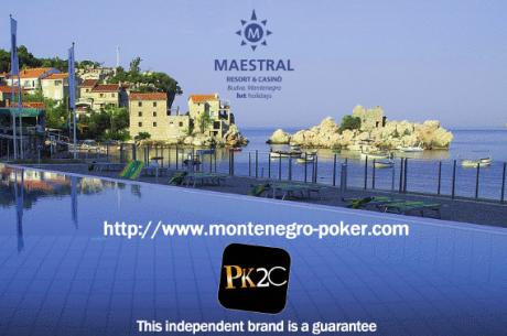 Montenegro Open Poker Festival Počinje Danas!