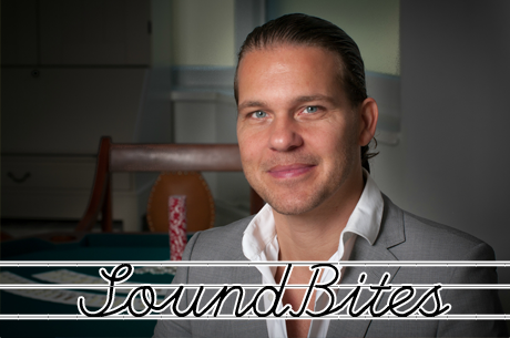 [SoundBites] Rolf Slotboom van de Nederlandse Pokerbond