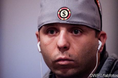 World Poker Tour Baden - Grzegorz Wyraz awansował na stół finałowy
