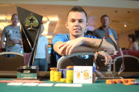 Dejan Divkovic  Vence o PokerStars.net ANZPT 2013 Season 5 Perth