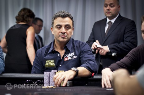2013 World Poker Tour L.A. Poker Classic Day 1: Joe Hachem, David Pham Among Leaders