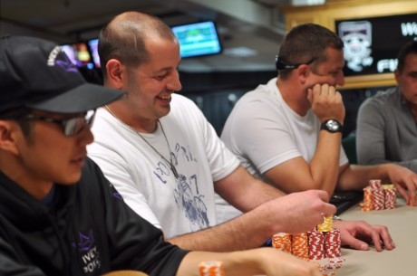 2012-13 WSOP Circuit Palm Beach Kennel Club Day 2: Grandieri Leads Final 30