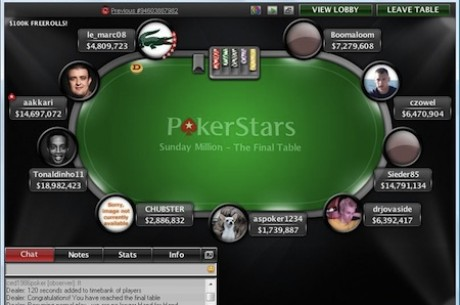 pokerstars casino code 2019