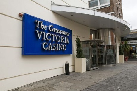 GUKPT London is Under Way at The Grosvenor Victoria Casino