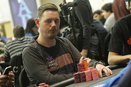 2013 World Poker Tour LA Poker Classic Día 4: Toby Lewis Leads final 18