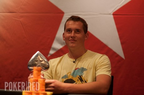 Grzegorz Gosk mistrzem Mini IPT Saint Vincent!