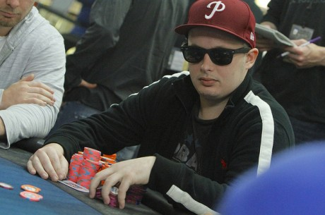 2013 World Poker Tour L.A. Poker Classic Day 5: Paul Volpe Leads Final Table