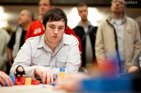 "Marc ""dean23price"" Wright Leads the GUKPT London Main Event After Day 1A"