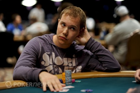 The Online Railbird Report: Kostritsyn Wins $1.1 Million, Ivey Up & More