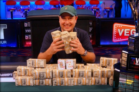 Paul Klann Wins 2013 World Poker Tour L.A. Poker Classic