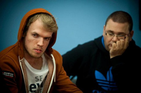 GUKPT London Day 1B: Rhys Jones Leads Overall