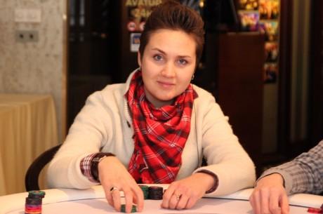 Rekordilise EMV 2013 rahvaturniiri võitis Annika Haaviste!