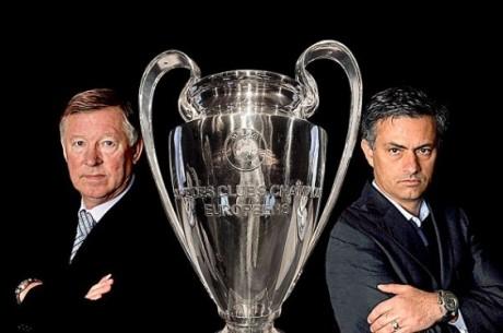 Spela på kvällens Man Utd mot Real Madrid med Bet365