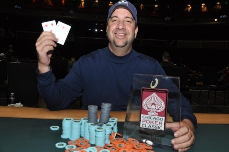 Blake Bohn Wins Chicago Poker Classic Main Event