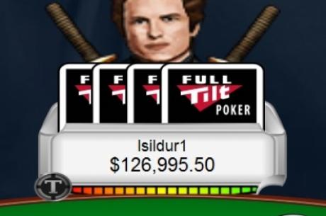 Isildur1 v plusu $1,200,000 za 48 hodin!