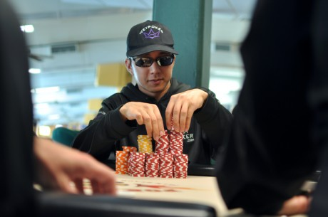 Strategy Vault: Turn Semi-Bluff Raise in Limit Hold'em with Jonathan Tamayo