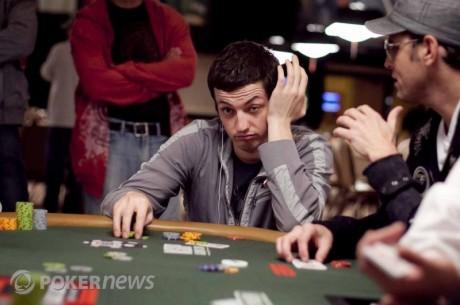 High-Stakes Action hos Full Tilt Poker  - Dwan taper stort