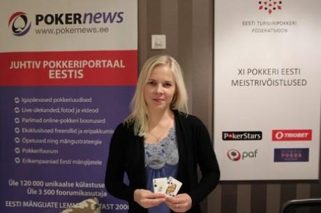 Eesti meistrivõistluste naisteturniiri võitis Leone Kala