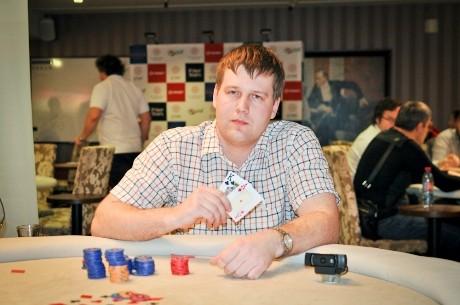 Eesti meistrivõistluste kalleima turniiri võitis Indrek Raudkar